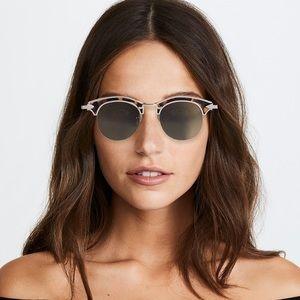 NWT Karen Walker Buccaneer Sunglasses